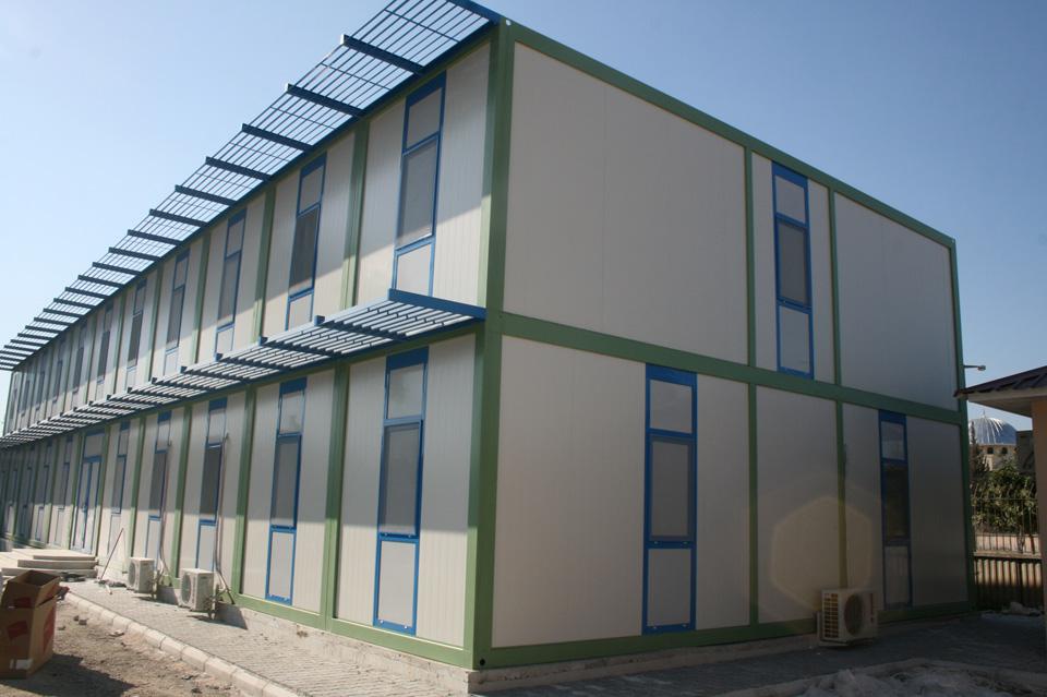בניין משרדים 2 קומות