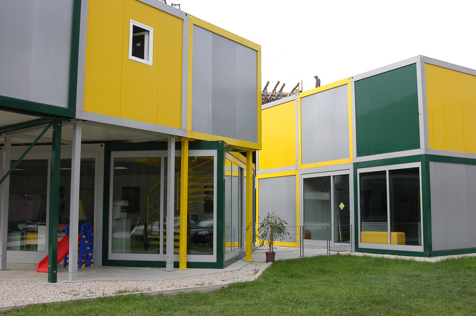 המשרד הצהוב